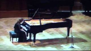 Sara Daneshpour - Haydn Sonata in Tchakovsky Competition 2011