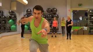 Zumba with Don Antonio - El Meniaito
