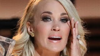 Carrie Underwood Spotted For The First Time Since Facial Injury