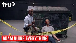 Adam Ruins Everything- Adam Ruins Everything Corrects ITSELF! | truTV