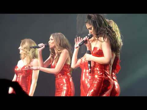 I'll Stand By You Girls Aloud @ O2 Arena London 2nd March 2013