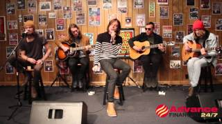 Cage The Elephant Buzz Session - Too Late To Say Goodbye