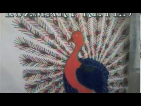 Bordado Fantasia-Proyecto XVI-Primavera-Bordados Lily Ocampo y Lupita Acero