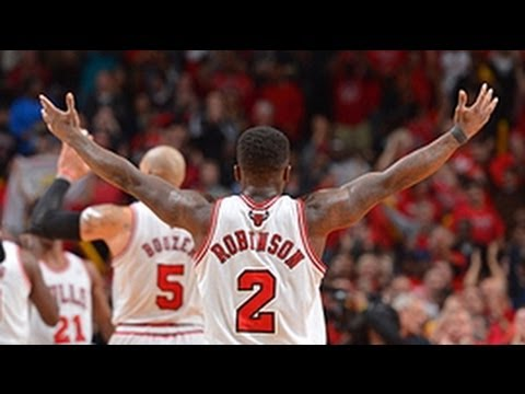 Nate Robinson's 23-point 4th Quarter!