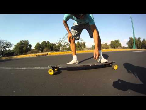 Longboarding: Trick tip-No comply 180 slide