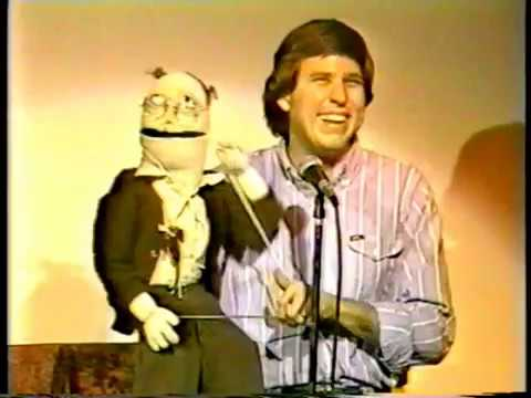 The Worlds Best Ventriloquist - Dan Horn -1984 Music Videos