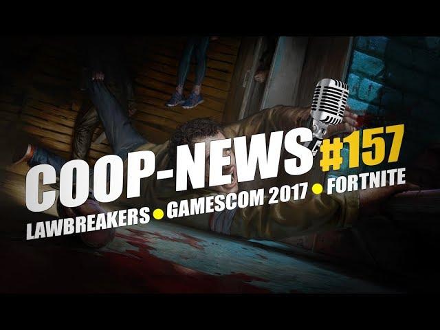 Coop-News #157 / Новая глава Dead by Daylight, что покажут на Gamescom 2017, старт раннего доступа Fable Fortune