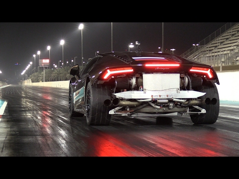The FASTEST Lamborghini Huracán in the WORLD!!