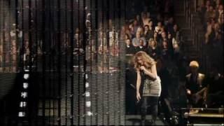 Celine Dion - Bad times in tour