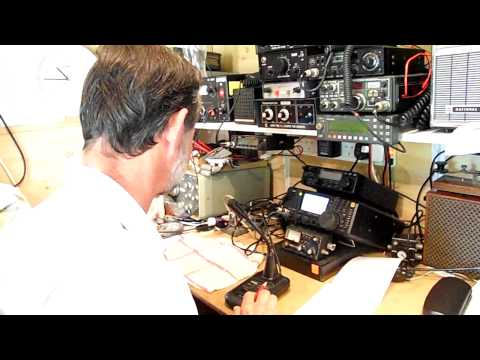 Phil G3XBZ operating GB80PW.MP4