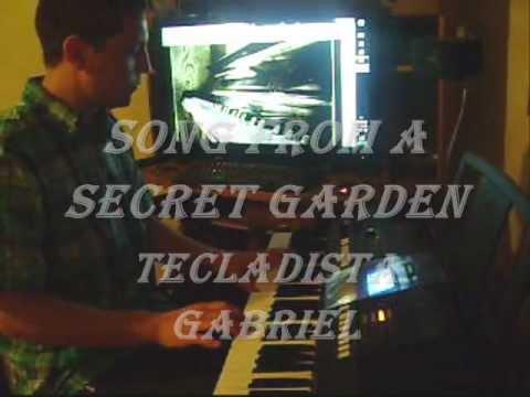 GATHO song from a secret garden