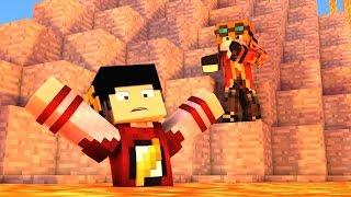 Minecraft: Saphira #9 - Precisamos de Muita LAVA! ‹ AM3NIC ›