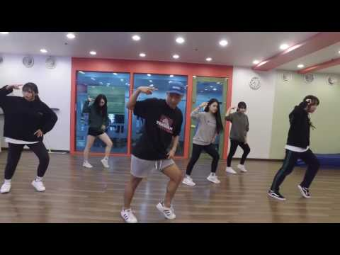 [엔와이댄스] 얼반 Kyle - Really? Yeah! choreography by TAEWOONG Urban (일산댄스학원/마두/주엽)