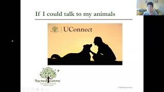UConnect -Communicating with our animals
