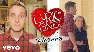 Rihanna Lyrics Pick Up Girls? #VEVOLyricLines (Ep. 5)