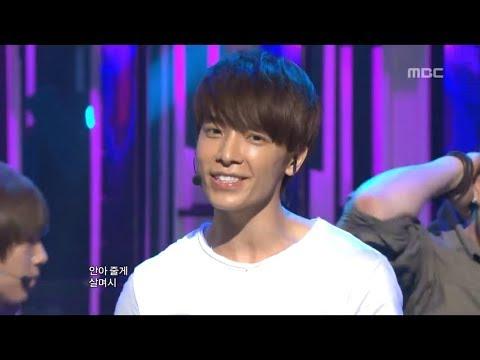Super Junior - No Other, 슈퍼주니어 - 너 같은 사람 또 없어, Music Core 20100703 video