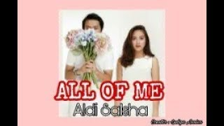All of me -  Alvaro maldini dan Salshabilla