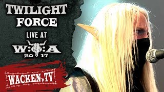 Twilight Force - Full Show - Live at Wacken Open Air 2017