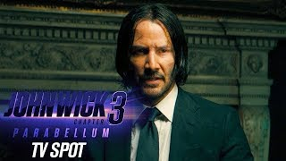 "John Wick: Chapter 3 - Parabellum (2019) Official TV Spot ""Passage""– Keanu Reeves, Halle Berry"