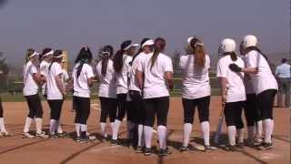 Madison Fleming SS and Hitting Highlights/Moorpark High School Scrimmage
