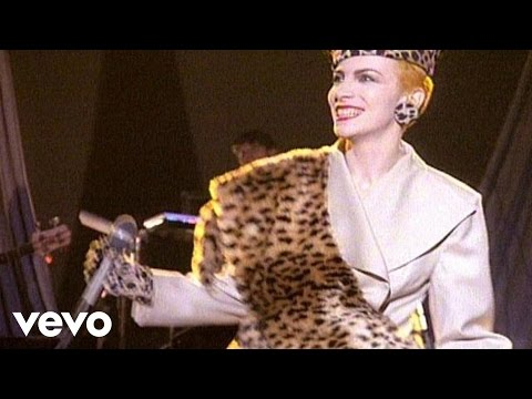 Eurythmics - Right By Your Side (Remastered)