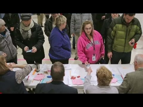 Undeclared voters key to New Hampshire primary