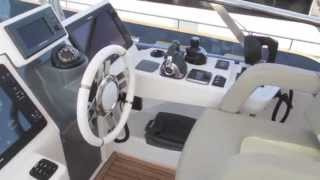 Azimut Magellano 66 from Motor Boat & Yachting