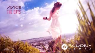 Avicii Video - Avicii ft. Robbie Williams & Jasmine Thompson - The Days (Palladium Remix)