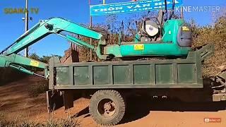 Máy đào máy cày rờ moóc 500 triệu quá ngon mua sài không bán.
