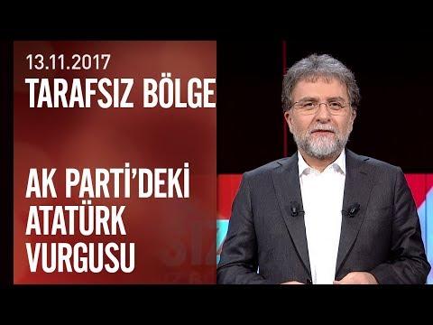 AK Parti'deki Atatürk vurgusu Tarafsız Bölge'de tartışıldı - 13.11.2017 Pazartesi