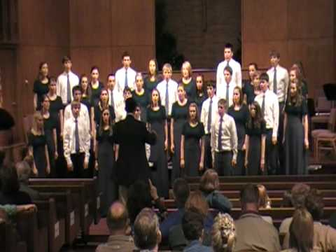 Lake Orion Baptist School-Senior High Singers