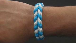 How to Make a (Paracord) River Bar Bracelet by TIAT