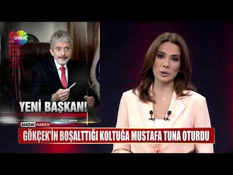 Gökçek'in boşalttığı koltuğa Mustafa Tuna oturdu