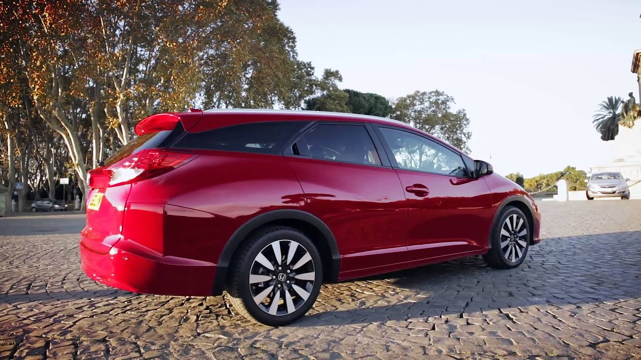 2014 honda civic tourer which car first drive youtube