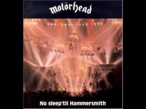 Motorhead - Iron Horse Born To Lose Live