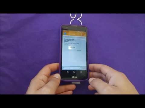Metro Pcs How to  Fix picture Messages  MMS.