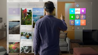 Introduction to Microsoft HoloLens and Holographic technology