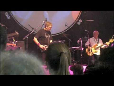 Steve Hillage at Glasto 2009