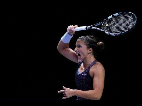 Sara Errani vs Jelena Jankovic | 2013 TEB BNP Paribas WTA Championships- Istanbul Highlights