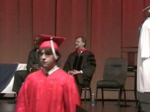 Timmy's Graduation - Liberty Christian Academy 2010 - 06/06/2010