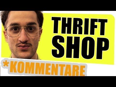 Thrift Shop (macklemore Feat. Wanz) Parodie Kommentiert video