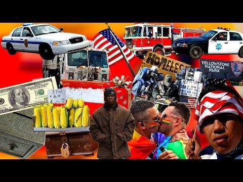 Почему эмигранты в США, из России, так любят США, и за что они НЕ любят США