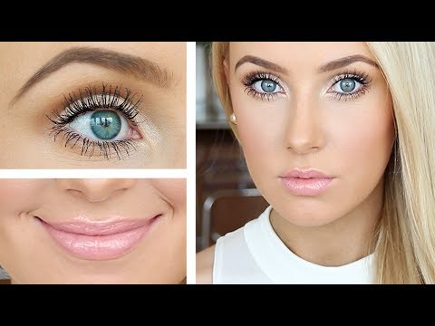MY BEAUTY TRICKS: Massive lashes. defined brows. flawless skin!