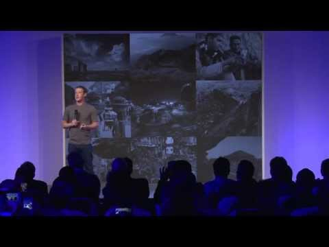 Mark Zuckerberg's Keynote at Internet.org Summit