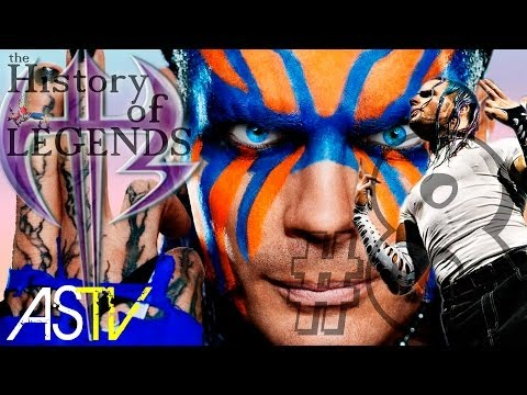 История легенд #8 Jeff Hardy video