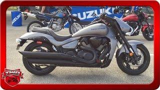 2017 Suzuki Boulevard M109 BOSS Motorcycle Review