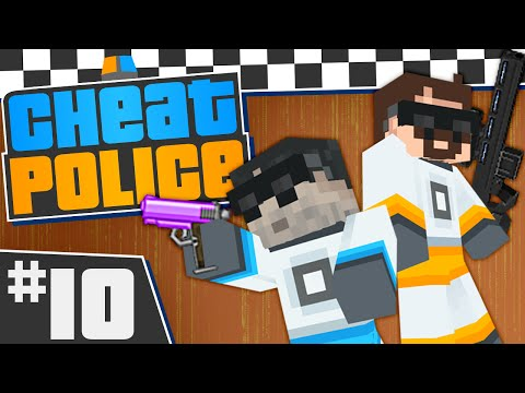 Minecraft - The Ultimate Evening With Sips - Cheat Police #10 (yogscast Complete Mod Pack) video