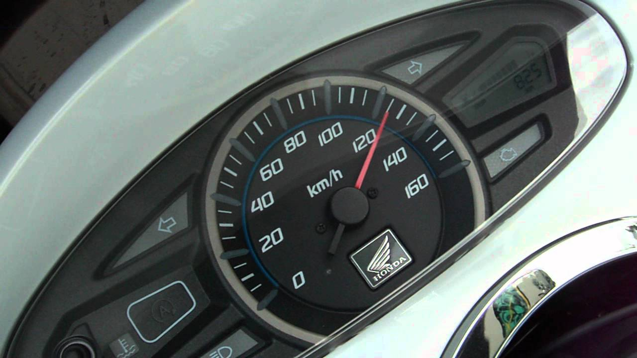 150cc Moped Top Speed