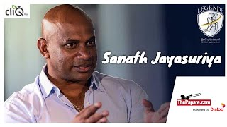 Master Blaster of Cricket World - Sanath Jayasuriya