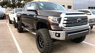 2018 Toyota Tundra 1794 Edition Lifted